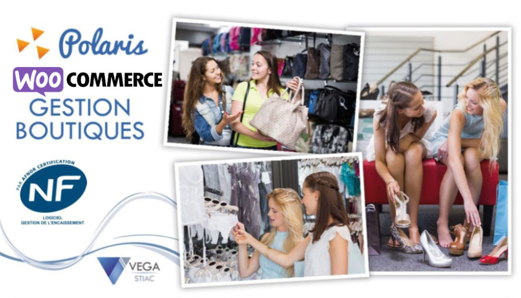 Connectez Polaris à votre boutique WooCommerce
